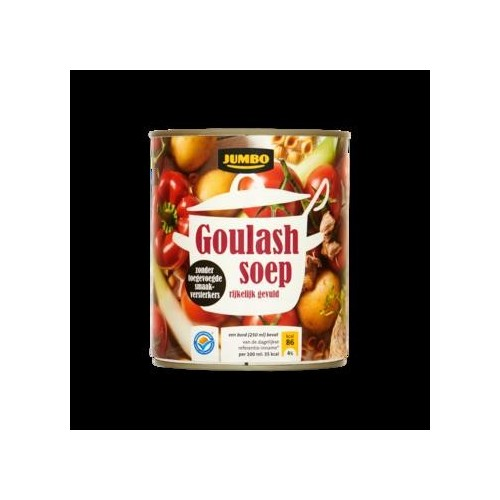 SOPA DE GOULASH 800ML JUMBO