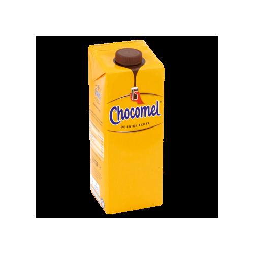 CHOCOMEL en BRIC (X12) 1.0 LTR NUTRICIA