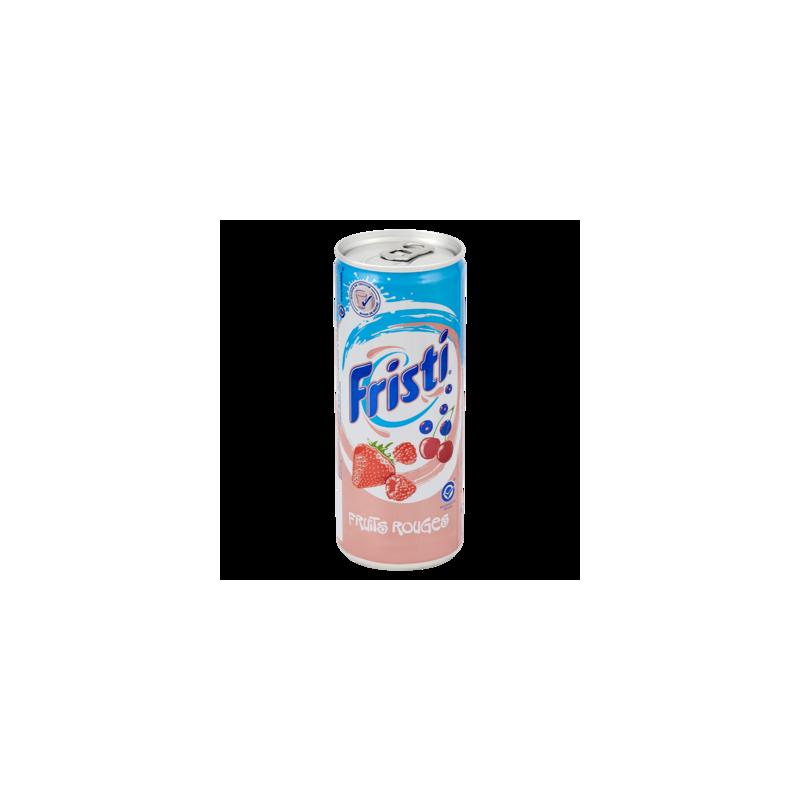 FRISTI ROSE en LATA (X24) 250ML NUTRICIA