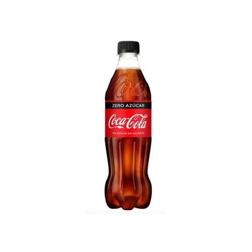 COCA COLA ZERO FLES 0.5 LTR (X12)