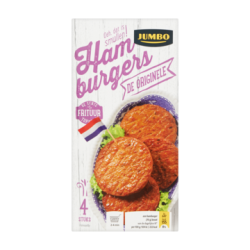 HAMBURGER RETAIL 4*70GR JUMBO