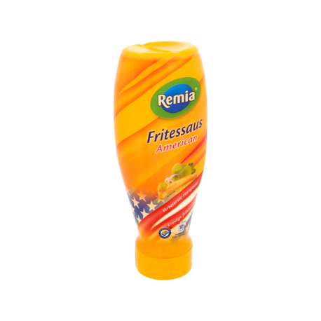 AMERICAN FRITESSAUS (X6) 500ML REMIA