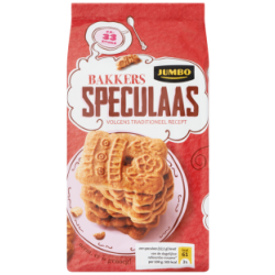 GALLETAS SPECULAAS (X12) 400GR JUMBO