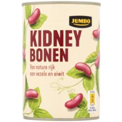 FRIJOLES ROJOS / KIDNEY BONEN (X12) 400ML JUMBO