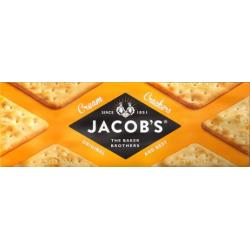 JACOB'S CREAM CRACKERS 200GR