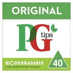 PG TIPS 40'S ENGLISH BREAKFAST TEA