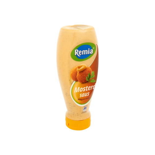 MOSTERDSAUS TOPDOWN 500ML REMIA