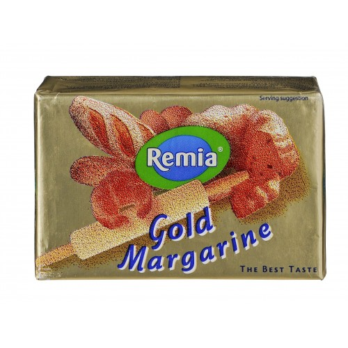 MARGARINA GOLD (40) 250GR REMIA