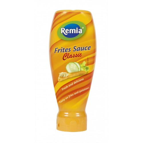 FRITESSAUS TOPDOWN (X10) 500ML REMIA